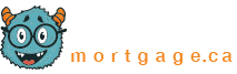 MonsterMortage.ca logo with 'Live a Monster Life'